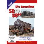 Die Baureihe 58 und 58.30
