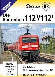 Die Baureihen 112.0/112.1