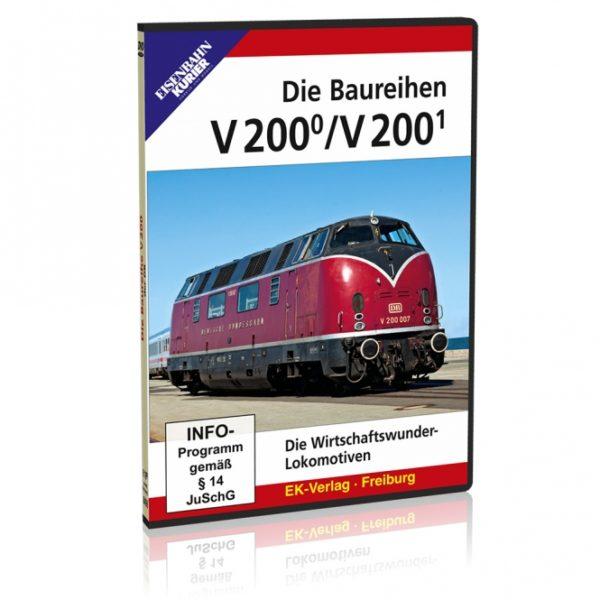 Die Baureihen V 200.0 und V200.1