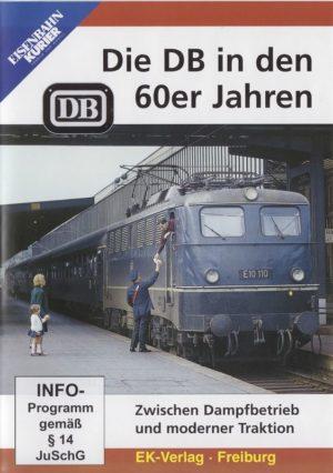 Die DB in den 60er Jahren