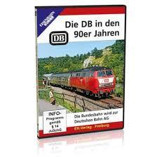 Die DB in den 90er Jahren