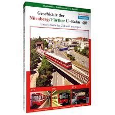 Die Geschichte der Nürnberger/Füthrter U- Bahn