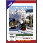 Die Schmalspurbahn Cranzahl-Oberwiesental