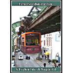 Die Stassenbahn in Halle