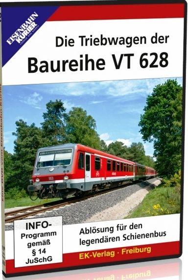 Die Triebwagen der Baureihe VT628