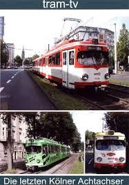 Die letzteAchtachser in Köln.