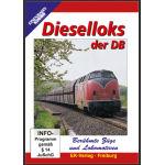 Dieselloks der DB
