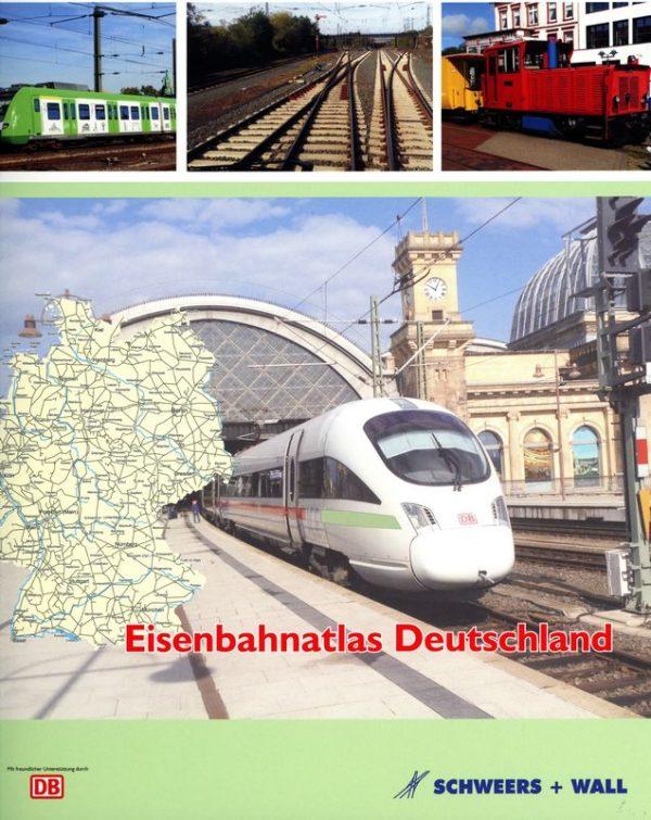 Eisenbahnatlas Deutschland 2020 uitgave 11
