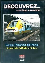 Entre Provins et Paris l'AGC bibi