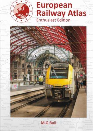 Eurpean Railway atlas