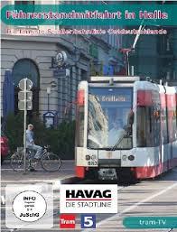 Führerstandmitfahrt Tram Linie 5 Halle