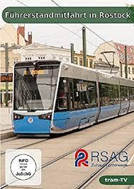 Führerstandmitfahrt in Rostock linie 1