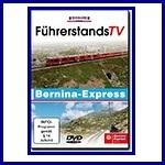 Führerstands TC. Bernina Express