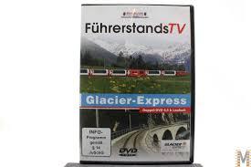 Führestands TV. Glacier-Express