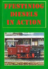 Ffestiniog Diesels in Action