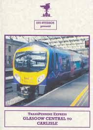 Glasgow Central to Carlisle