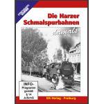 Harzer Schmalspurbahnen damals