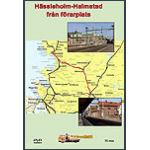 Hässleholm-Halmstad från förarpla