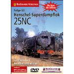 Henschel Superdampflok 25NC