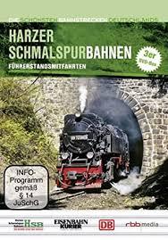 Im Führerstand: Harzer Schmalspur