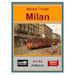 Italian Trams Milan 1996-2001
