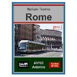 Italian Trams Rome 2012