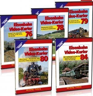 Jubileumpakket Eisenbahn Kurier 1