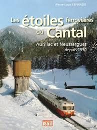 Les étoiles ferroviaires d Cantal