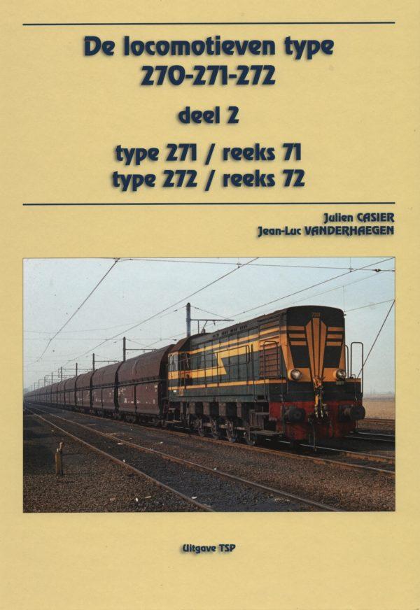 Locomotieven Type 272 deel 2