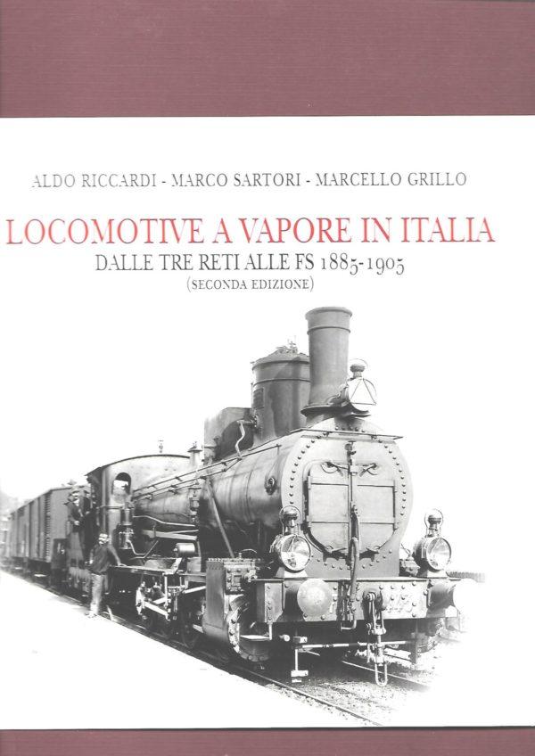Locomotives vapore FS 1885-1905