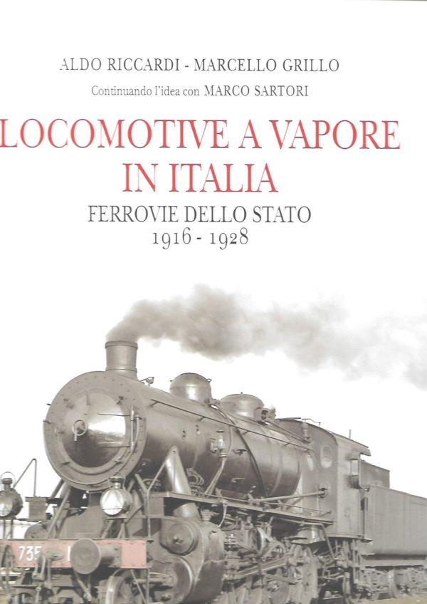 Locomotives vapore FS 1916-1928