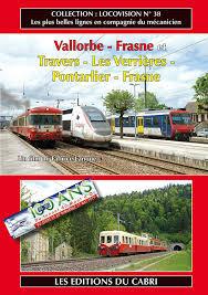 Locovision No 38; Vallorbe-Frasne