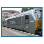 London Marylebone to Wrexham General (official route) dubbel DVD