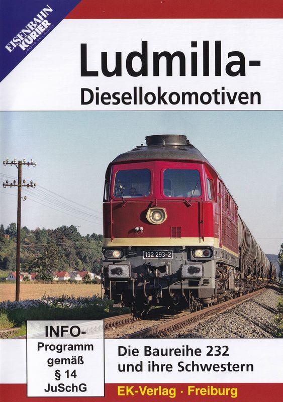 Ludmilla Diesellokomotiven