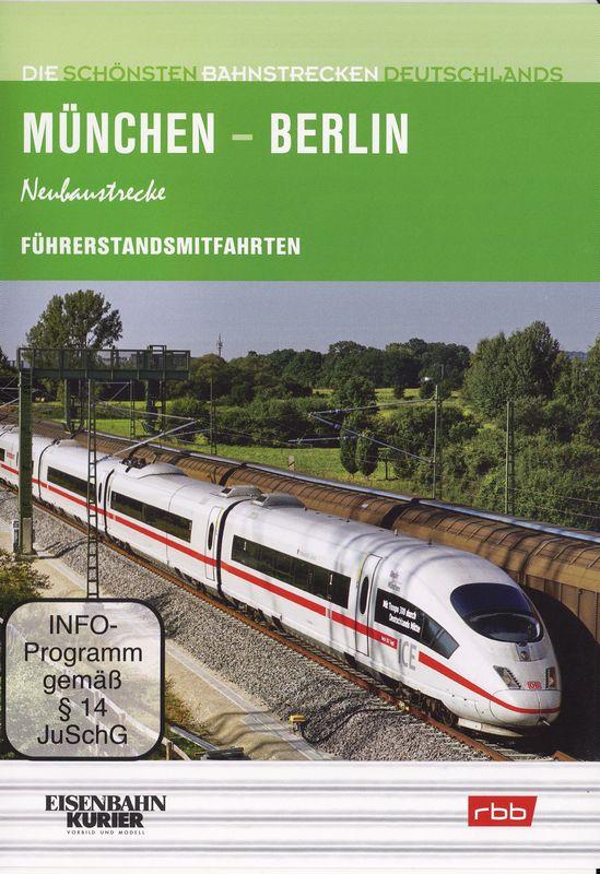 München - Berlin 4 DVD's