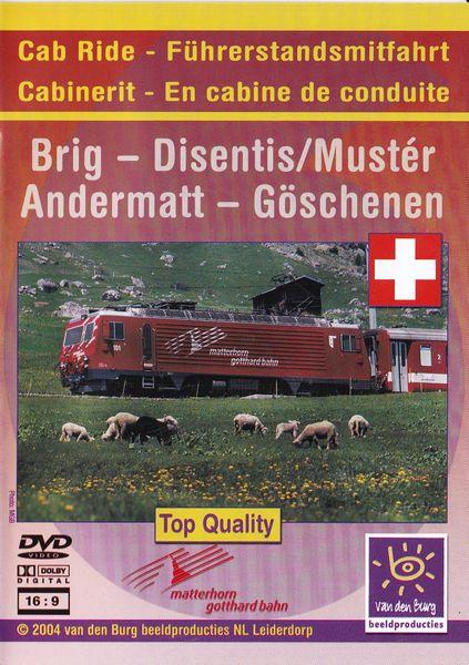 Materhorn Gotthard Bahn cabineritten 6
