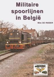 Militaire spoorlijnen in België