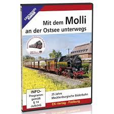 Mit dem Molli an der Ostsee unterwegs