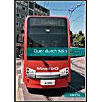 Mit der Straßenbahn quer durch Köln