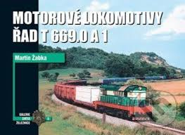 Motorové Lokomotivy Rad T669.0 A1