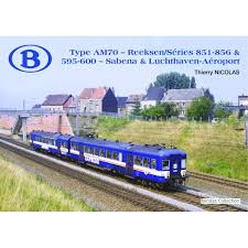NMBS reeks 851-856 en 595-600
