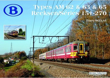 NMBS reeksen 151-270