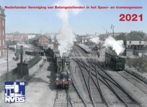 NVBS jubileum kalender 2021