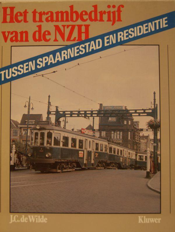 NVBS reeks 13 Het trambedrijf van de NZH tussen Spaarnestad