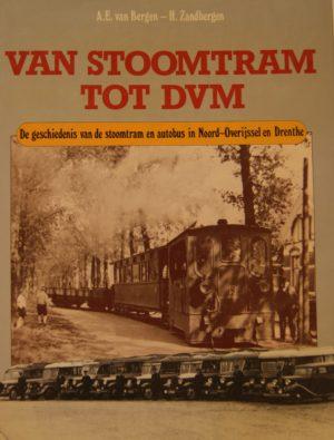 NVBS reeks 14 Van stoomtram tot DVM