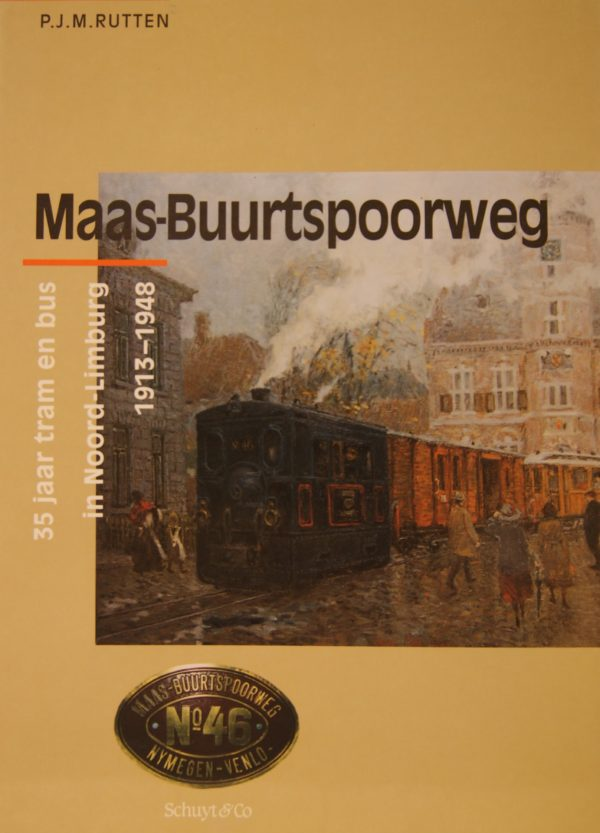 NVBS reeks 18 Maas Buurt Spoorweg