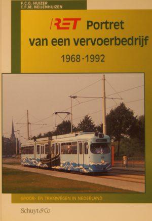 NVBS reeks 19 RET portret van een vervoersbedrijf 1968-1992