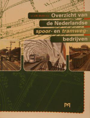 NVBS reeks 1 Beknopt overzicht van de Nederlandse spoor- en tramwegen