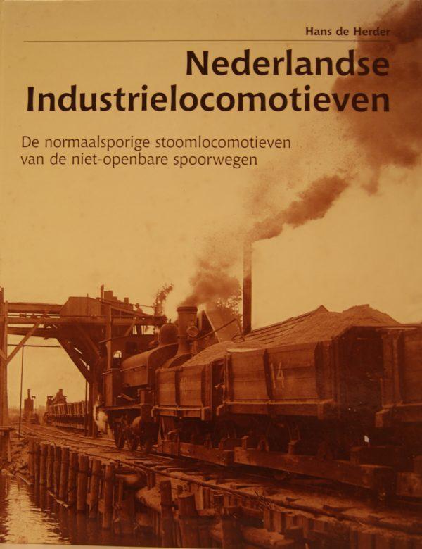 NVBS reeks 23 Nederlandse industrie loc's stoomlocomotieven