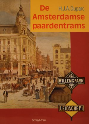NVBS reeks 29 De Amsterdamse paardentrams